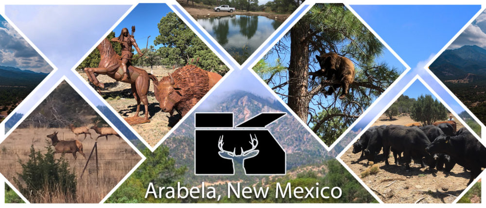 Welcome to Tom & Linda Krumland's Arabela Ranch