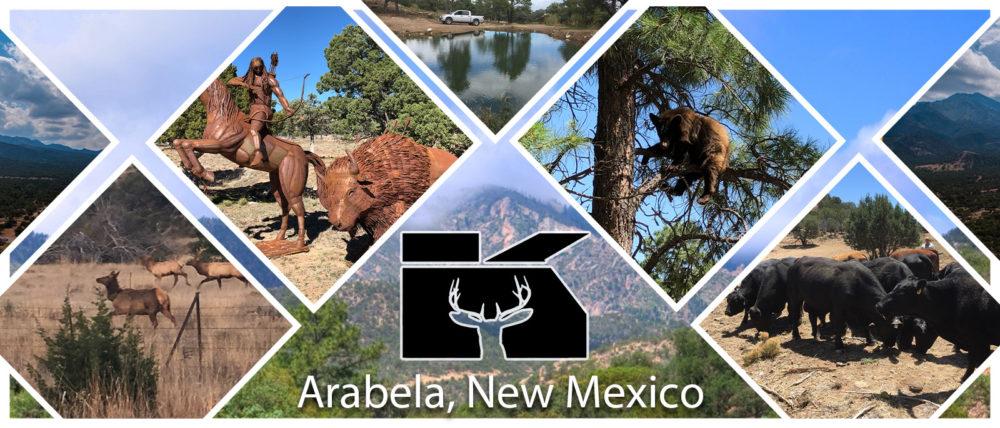 Welcome to Tom & Linda Krumland's Arabela Ranch